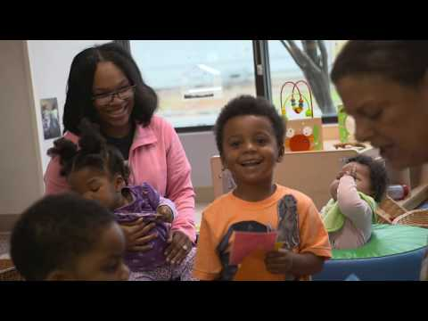 Early Intervention: WBGU-PBS & Toledo Day Nursery