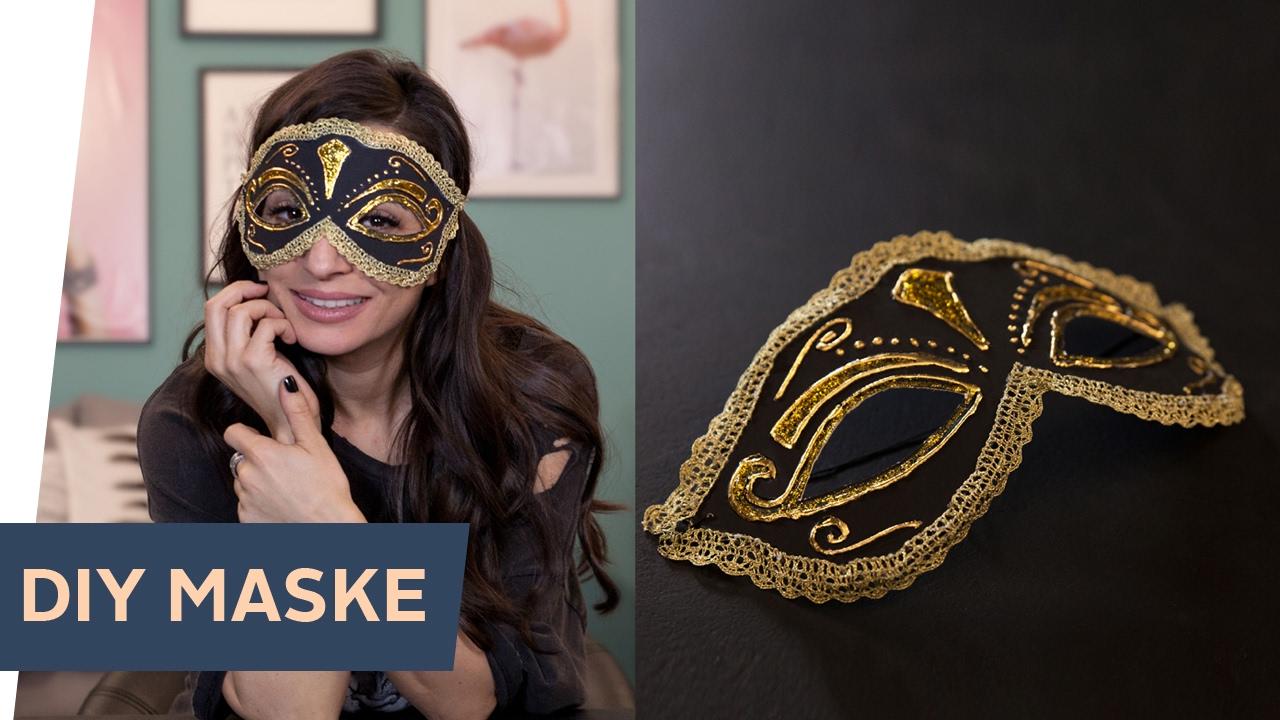 Quick Easy Diy Maske Selber Machen Refashion Otto Youtube