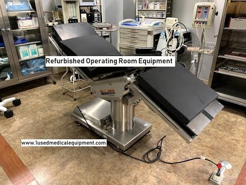 Operating Room And Surgical Equipment Company