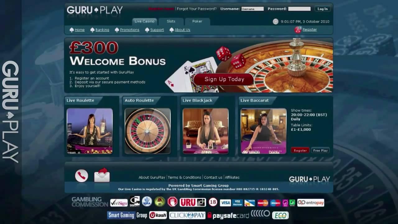 Casino Affiliate Program