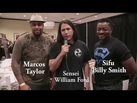 Billy Smith and R Marcos Taylor Interview at Dragonfest 2015