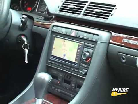 Review: 2005 Audi A4 Avant - YouTube
