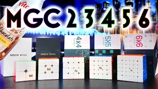 MAKE GOOD CHOICES 🤗 YJ MGC Cube Review