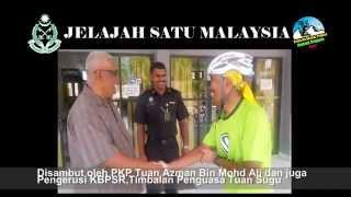 JELAJAH 1 MALAYSIA 2015 STAF PENJARA TAIPING PERAK