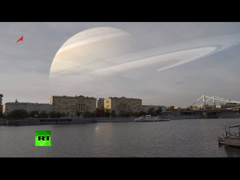 If other planets replaced our Moon: Incredible Roscosmos video (Pt1)