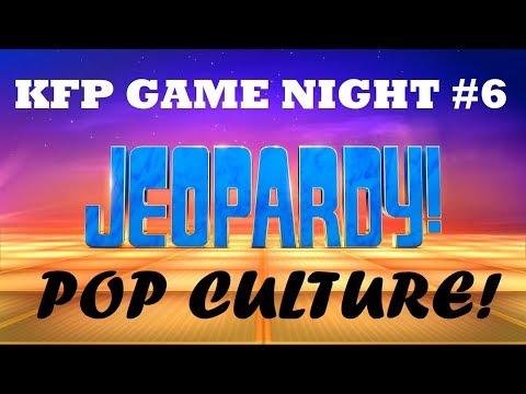 Pop Culture Jeopardy!