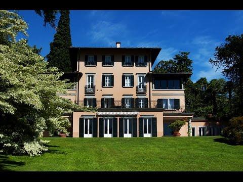 Villa Fedra, Lake Como Italy