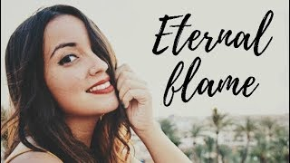 Gambar cover Eternal flame | The Bangles | Cover Marina Damer