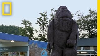 Bigfoot, USA | National Geographic