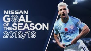 NISSAN GOAL OF THE SEASON | 2018/19 | MAN CITY
