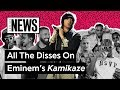 All The Disses On Eminem S Kamikaze Genius News mp3