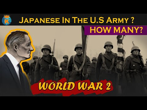 How Many Japanese Served In The U.S Army In WW2?