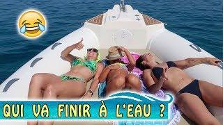 QUI VA FINIR À L'EAU ? 😂  / Vacances en famille Corse été 2018