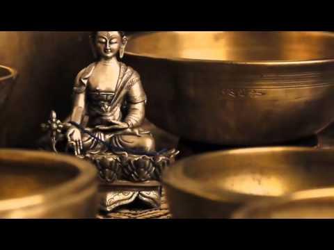 靜心,冥想和治療音樂 西藏缽聲 tibet bowl singing 3小時  YouTube 720p