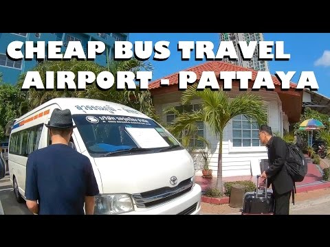 Cheapest and safest way from Bangkok airport to Pattaya with Bell Travel