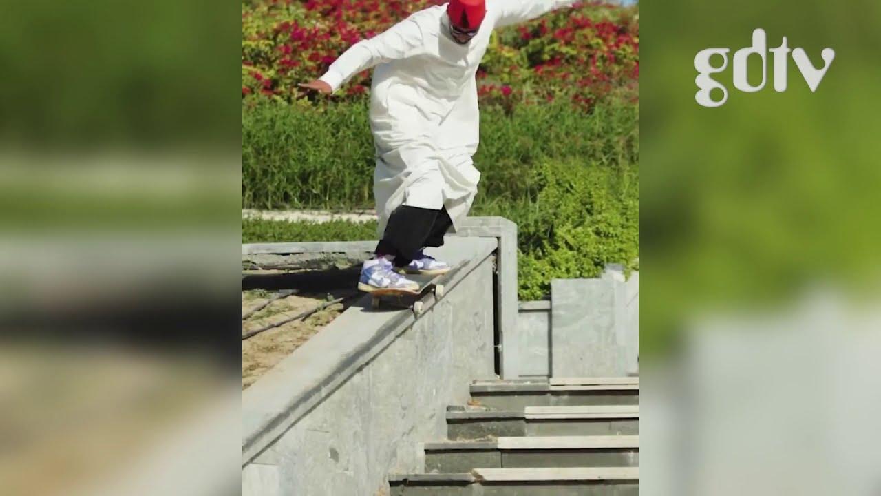 Carpet Company x Nike SB Habibi Promo