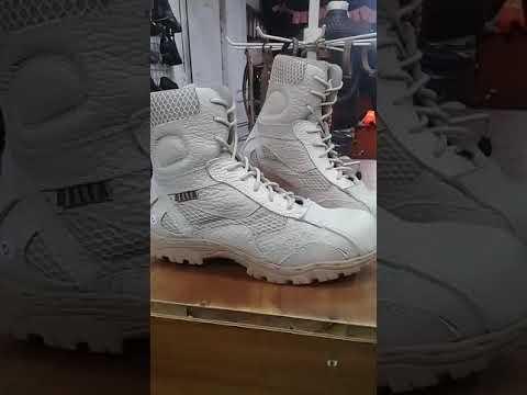 Sepatu boots seafty gurun