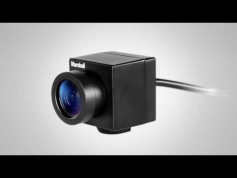 ef962923dd6 Marshall Electronics Showcases ProSeries HD   PTZ Cameras at NAB NY 2017