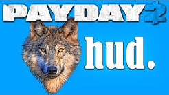 WolfHUD Overview - Payday 2 (mod guide #2)