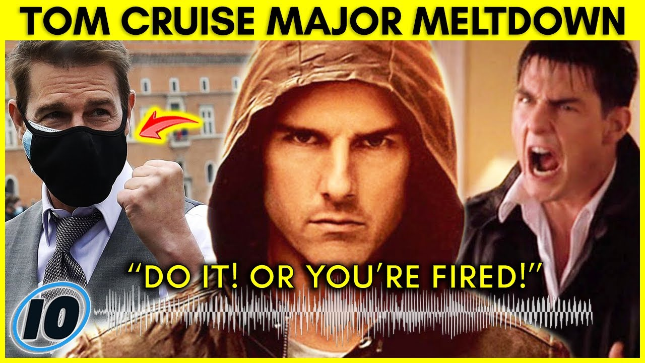 Tom Cruise GOES OFF | Bella Thorne Faces Backlash | Lizzo Responds To Critics