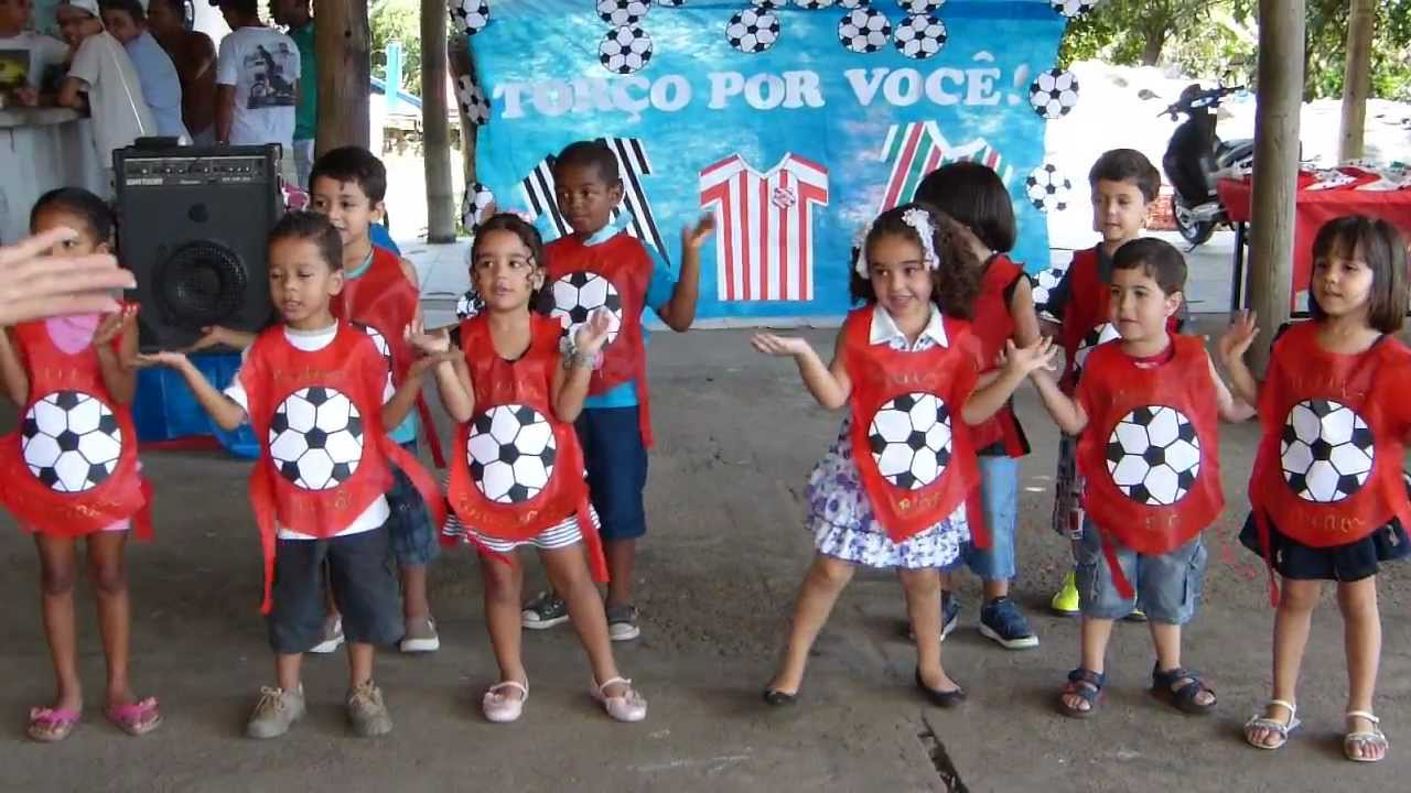 Dia Dos Filhos: Dia Dos Pais 2012 , Maternal 1 E 2.