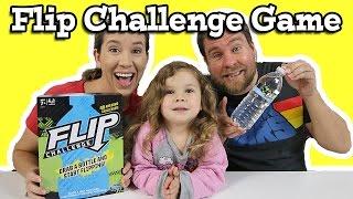 Flip Challenge Game Bottle Flipping