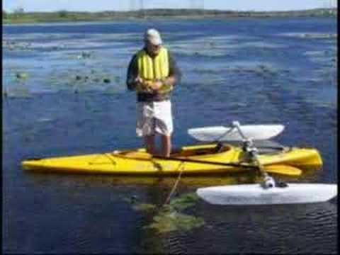 Stand N Fish Stand And Fish Intro Kayak Pontoon Syste