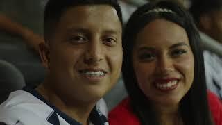El DIF Guadalupe y ADANEC fueron los Invitados especiales a la Jornada 3 Rayados vs León.