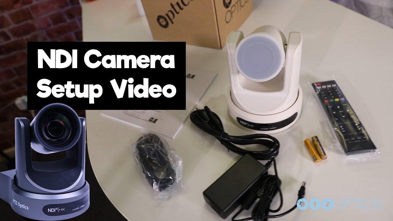 PTZOptics 3G-SDI PTZ Broadcast & Live Streaming Cameras