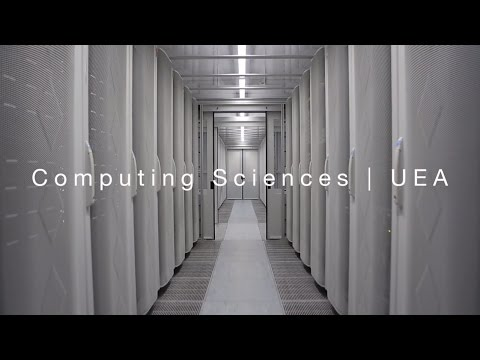 Computing Sciences | University of East Anglia (UEA)