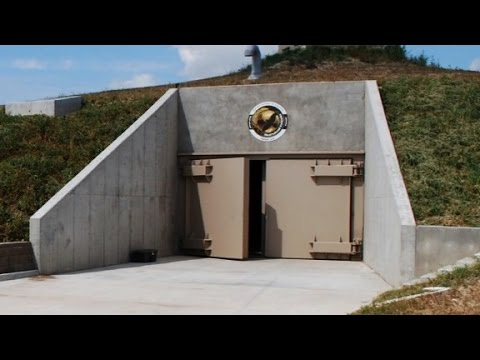 This doomsday bunker costs $3 million - YouTube