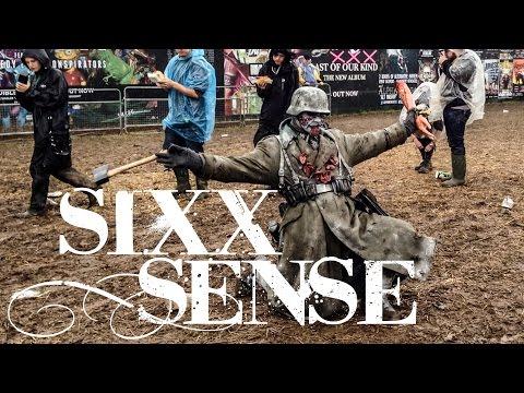 Sixx Sense in the UK 2015 Part 2