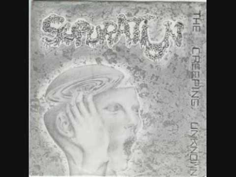 Supuration - The Creeping Unknown
