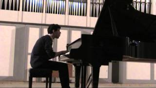 Vladimir Levitskiy Bach Praeludium & Fuge Nr. 13 Fis-Dur, BWV 882