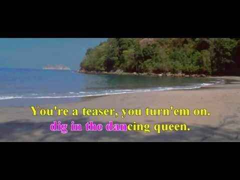 Abba-Dancing Queen-Karaoke