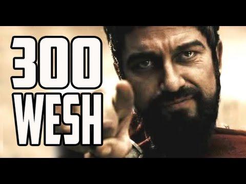 300 wesh ® parodie mozinor 2009