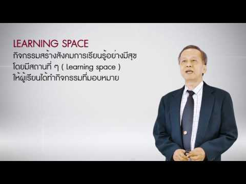 Chapter04:Learning Space in Classroom