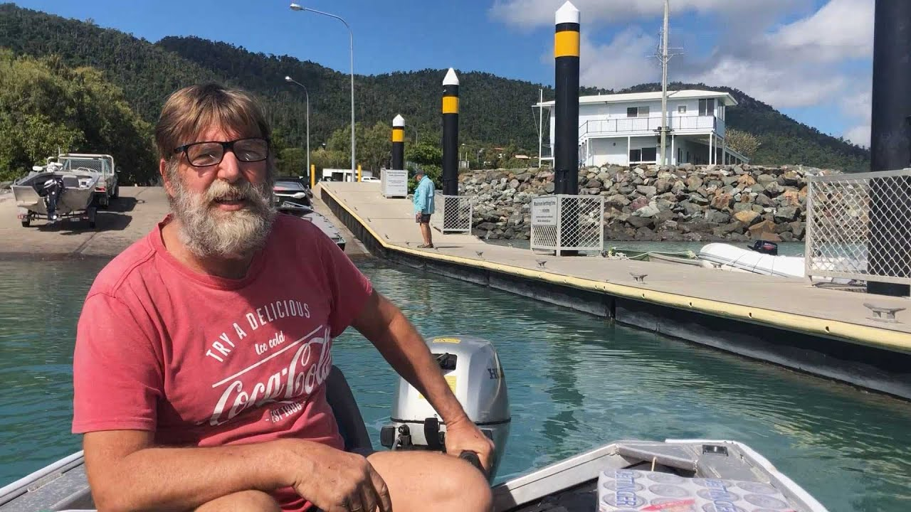 Ep 206 | Short Sail to Funnel Bay and Start of Airlie Beach Race Week, Sailing Nutshell, Australia