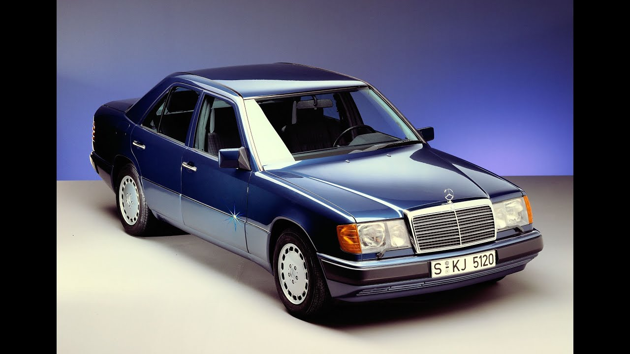 mercedes benz w 124 e class youtube