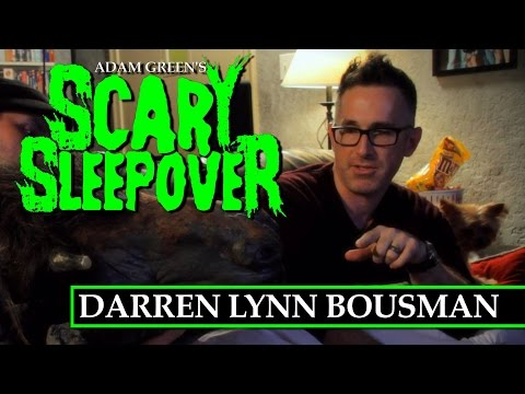 Adam Green's SCARY SLEEPOVER  Episode 9: Darren Lynn Bousman