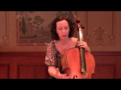 Cleveland Orchestra Cellist Martha Baldwin Previews
