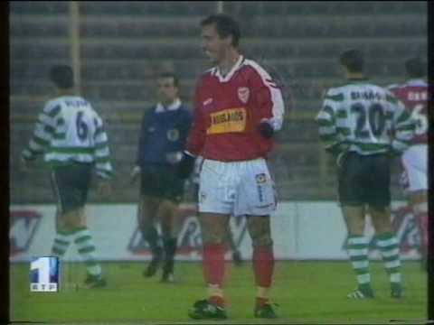 14J :: Salgueiros - 2 x Sporting - 1 de 1998/1999