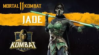 Kombat Kast (Episode 2) Jade & Baraka Walk Through