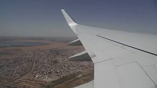 Полет из Ашхабада в Мары. Flight from Ashgabat to Mary. Turkmenistan Airlines. Turkmenhowayollary.