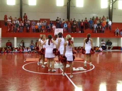 Marvell Academy Cheerleading 2008 Dance