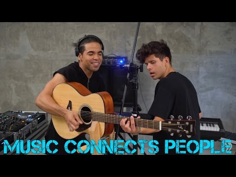 Music Connects People | Steven Spence ft. Rudy Mancuso
