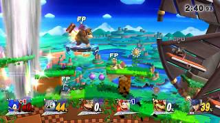 Wii U - Super Smash Bros. for Wii U - ★Happy Birthday King Saint!★