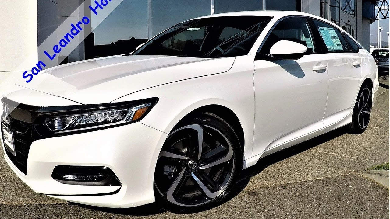 2020 Honda Accord Sport 1.5T Sale Price Lease Bay Area ...