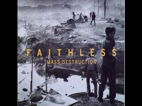 Faithless - Mass Destruction (George W. Bush Mix)