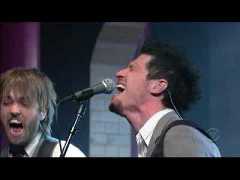 MUTEMATH - Typical - The Late Show